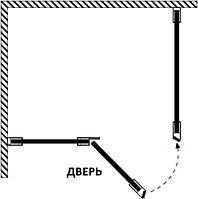 Монтаж и установка душевой двери