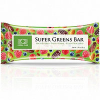 Батончик «СуперГринс Бар»/ SuperGreens Bar (91693)