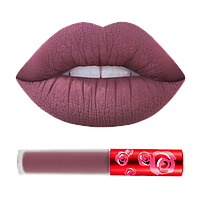 Жидкая матовая помада Lime Crime Velvetines Girls Girls Girls Collection,Цвет : Gigi