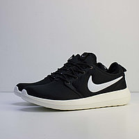 Кроссовки Nike Roshe Run Two Black White