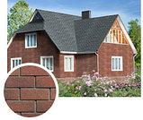 Фасадная плитка HAUBERK Терракотовый кирпич, фото 2