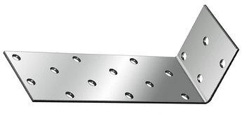 (46436) Крепежный уголок анкерный  2,0 мм,  KUL 40x120x40 мм// СИБРТЕХ//Россия
