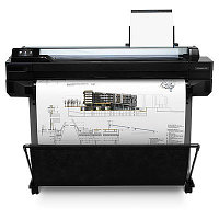 "Плоттер HP CQ893A Designjet T520 36-in ePrinter (36""/914mm/A0)"