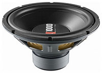 Сабвуфер.JBL CS 1214 T-300mm Sealed Subwoofer Tube, 1000W
