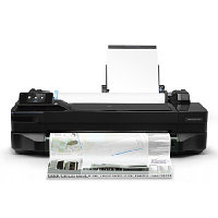 "Плоттер HP CQ891A Designjet T120 24-in ePrinter (24""/610mm/A1)"