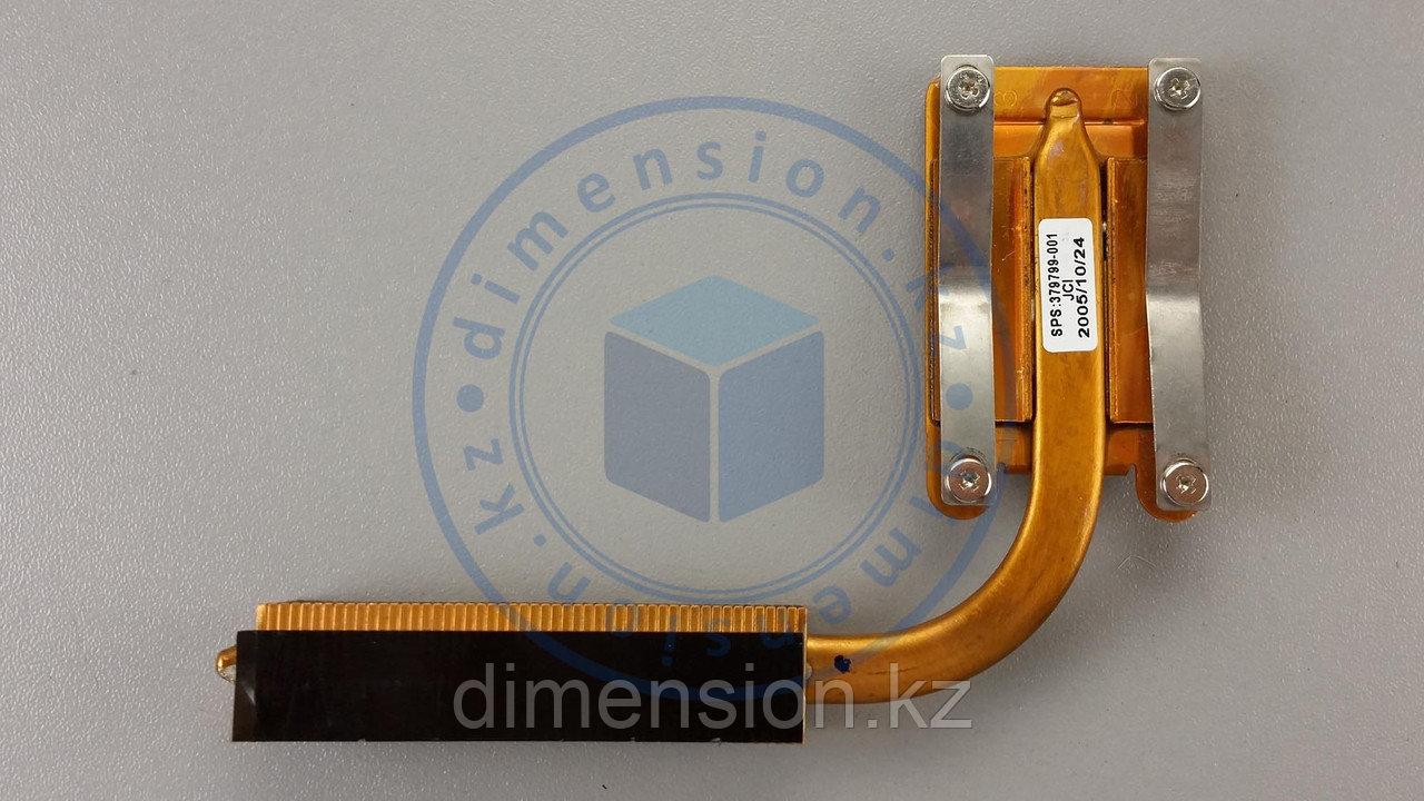 Радиатор, термотрубка HP Compaq nc6120 nc6310