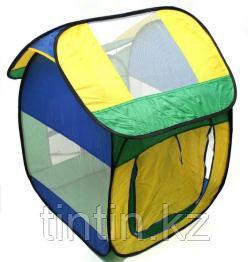 Детская палатка домик 87х82х93, Pop up house S5039