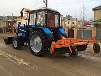 Аренда трактора МТЗ с куном и щеткой, фото 1