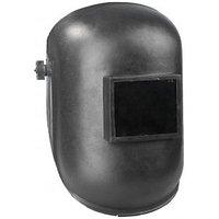 """Щиток защитный лицевой для электросварщиков """"НН-С-702 У1"""" с увеличенным наголовником, евростекло, 110х90мм"""