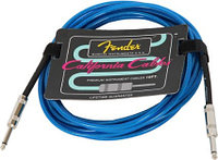 FENDER 10` CALIFORNIA CABLE LAKE PLACID BLUE