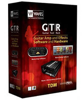 WAVES GTR (Guitar Tool Rack) TDM