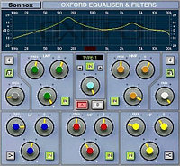 SONNOX Oxford Plugins Dynamics HD-HDX