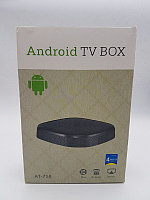 Андроид ТВ BOX приставка AT 758 Android 4.2.2 Quad-Core 4GB ROM, фото 1