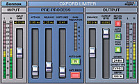 SONNOX Oxford Plugins Limiter Native