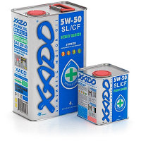 XADO Atomic Oil 5W-50 SL/CF