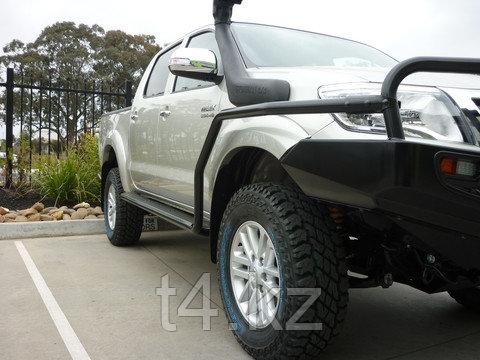 Toyota Hilux 2005-2015 шноркель- T4