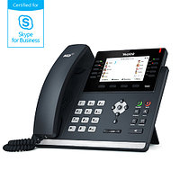 IP-телефон Yealink SIP-T46G для Skype for Business