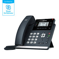 IP-телефон Yealink SIP-T42G для Skype for Business