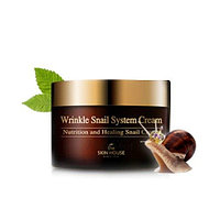 Улиточный крем The Skin House Wrinkle Snail Cream