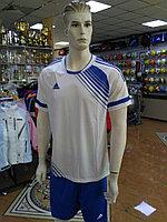 Взрослая футбольная форма Adidas, белая