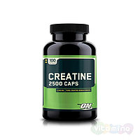 Optimum Nutrition Creatine 2500mg 100 капс.