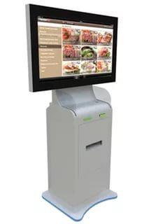 Интерактивные сенсорные панели для кафе, фото 2