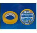 Изоляционная лента Uniel 20м, 59мм, 0,135мм, 1шт(в цвете)
