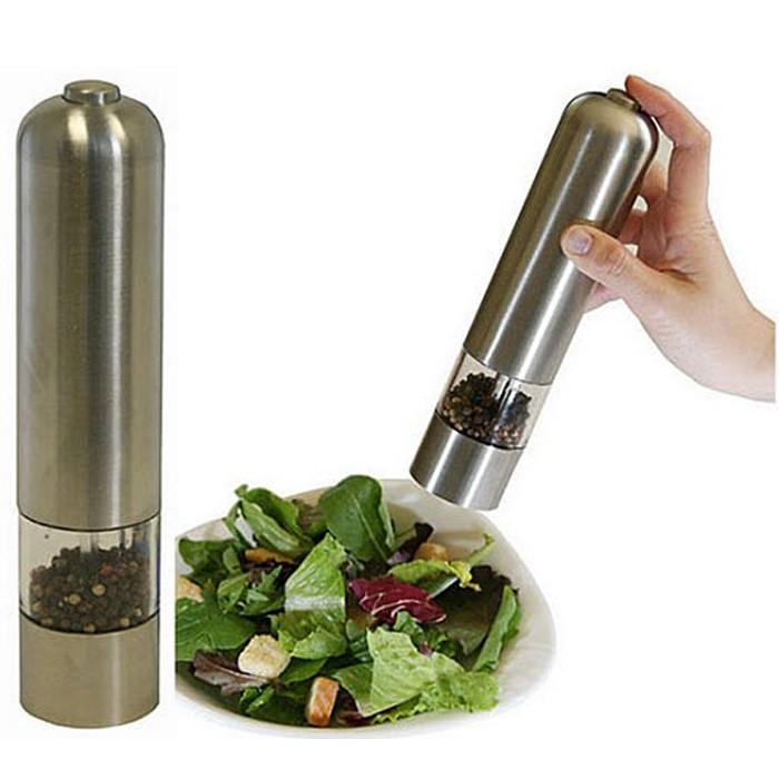 Автоматическая мельница для соли и перца «Pepper Muller»