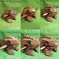 Поющая жаба бамбуковая, фото 1
