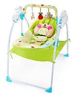 Музыкальные электрокачели Baby cradle, фото 1