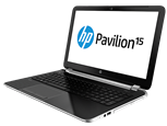 "Ноутбук HP Pavilion 15-n209er 15.6"" AMD Quad Core A10-4655M 2GHz 6Gb 750Gb  R8670M-2Gb DVDRW Windows 8.1"