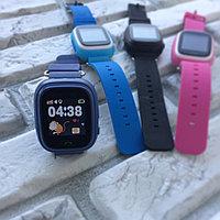Smart Baby Watch Q90 детские умные часы с GPS-трекером оптом и роз