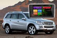 Автомагнитола Redpower на Android 6.0 для  Mercedes-Benz ML GL