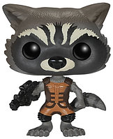 "Фигурка-башкотряс ""Стражи Галактики – Енот Ракета"" (#48 Guardians of the Galaxy – Rocket Raccoon Pop! Vinyl)"