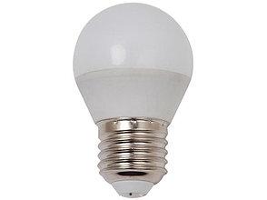 Светодиодная лампа 6W, шар, Е27, 220 вольт (G45)