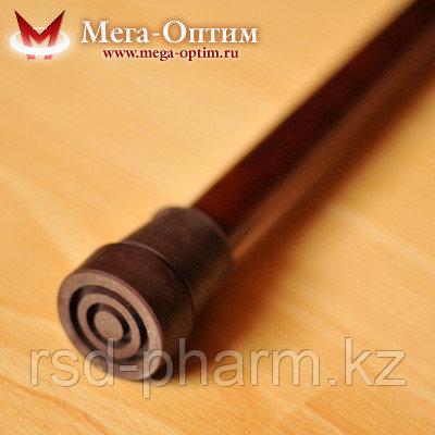 Деревянная трость с деревянной ручкой (75, 80, 85, 90, 95 см), фото 2
