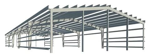 Металлоконструкции, карсасы зданий и сооружений