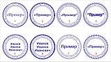 Печати для ТОО в Алматы Штампы для ИП в Алматы Врачебные печати в Алматы Факсимелье, фото 2