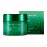 Коллагеновый крем для лица Nature Republic Collagen Dream 70 Cream,50мл