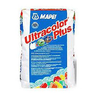 Затирка для швов Ultracolor Plus 5кг.,черный 6012046