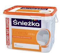 Водоэмульсия Sniezka ENERGY White  5 л