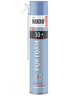 Пена полеуретановая монтажная бытовая всесезонная KUDO HOME30+