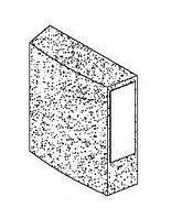 Шлифовальные элементы для чугуна, 10 шт. Comec (Италия) арт. RP0099