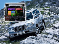 Автомагнитола Redpower  на Android 6.0.1 для  Toyota Land Cruiser 200