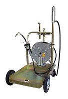 Комплект для раздачи масла из бочек мобильный, с тележкой и катушкой APAC (Италия) арт. 1764.P