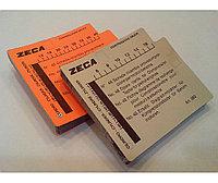 Комплект сменных карточек, 50 шт. Zeca (Италия) арт. 365