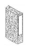 Шлифовальные элементы для чугуна, 10 шт. Comec (Италия) арт. MT0008