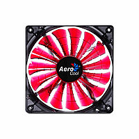 Кулер для кейса AeroCool SHARK fan 14см Devi Red Edition