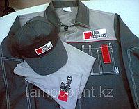Вышивка на спецодежде (униформе), фото 1