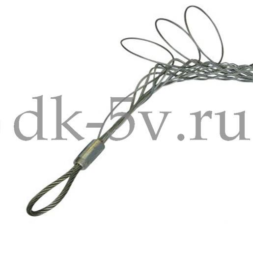 Разъемный (проходной) кабельный чулок КЧР150/1,⌀130-150мм, L=900мм, 1 петля